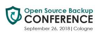 Open Source Backup Conference